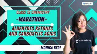 Aldehydes Ketones and Carboxylic acids | Chemistry | Class 12 | Monica Bedi - Download this Video in MP3, M4A, WEBM, MP4, 3GP