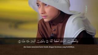 Al Fajr -  Idris Al Hasyimi   Terjemahan Indonesia