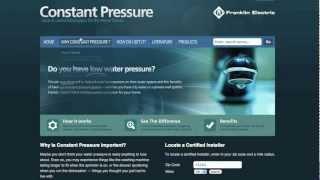 Inline 1100 Constant Pressure