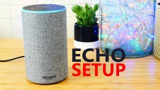 How to set up Amazon Echo and add Alexa smart home skills