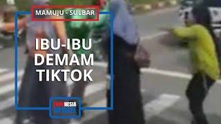 Viral Video Aksi Wanita yang Joget Tiktok di Lampu Merah, Begini Nasibnya setelah Dilihat Polisi