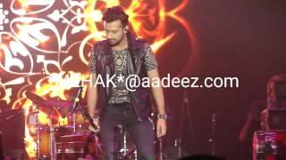 Atif Aslam NOBO Concert, Gurgaon - 29 Nov 2014 - Bakhuda Tumhi Ho