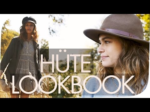 Lookbook Hüte  | HERBST | AMissMelle | #flipfashion