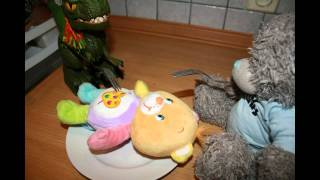 preview picture of video 'Drunken Mascots and Hero Krtko'