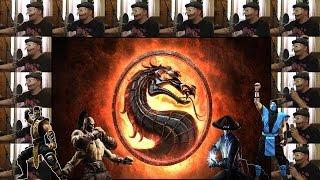 Acapella Mortal Kombat / Акапелла Мортал Комбат