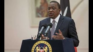 Kenyatta proposes to cut fuel tax by half -VIDEO