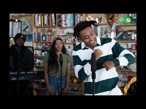 Aminé Npr Music Tiny Desk Concert