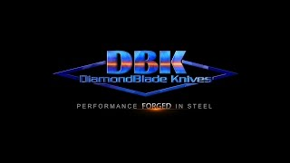 Performance Forged in Steel: How DiamondBlade Knives are made!