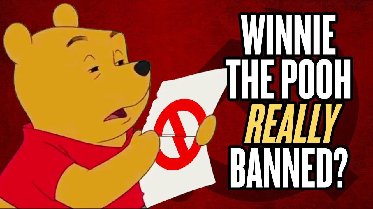 Is Winnie the Pooh Really Banned in China? | China Explained thumbnail