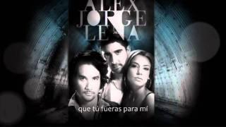 Alex, Jorge y Lena - Mil maneras de querer (HD)