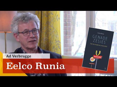 Eelco Runia: Marktdenken betekent de ondergang van de universiteit