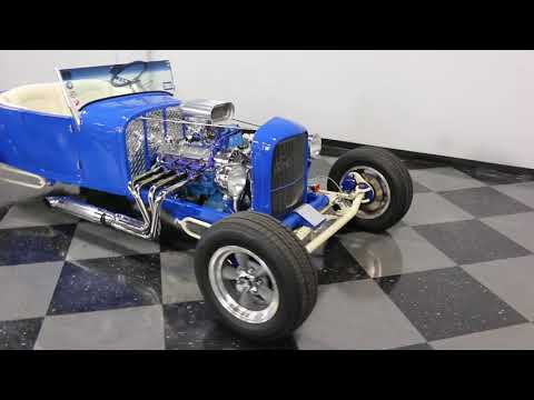 Video of 1927 Model T located in Ft Worth Texas - $29,995.00 Offered by Streetside Classics - Dallas / Fort Worth - MAZM
