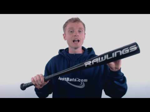 2018 Rawlings 5150 BBCOR Baseball Bat: BB853