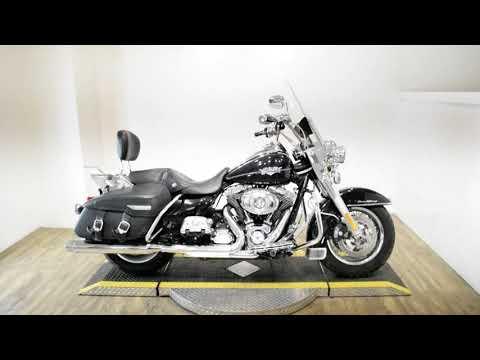2012 Harley-Davidson Road King® Classic in Wauconda, Illinois - Video 1