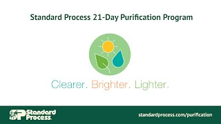 Standard Process 21 Day Purification Program