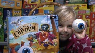 Eye Eye Captain (Ravensburger) - ab 4 Jahre - mit dem rollenden Piratenauge