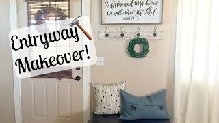 Entryway Makeover!