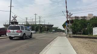 112 Avenue Northwest Railway Crossing, Edmonton, AB