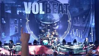 Volbeat   The Devil's Bleeding Crown (Live At PNC Arts Center, Holmdel, NJ On 83019 At Knotfest)