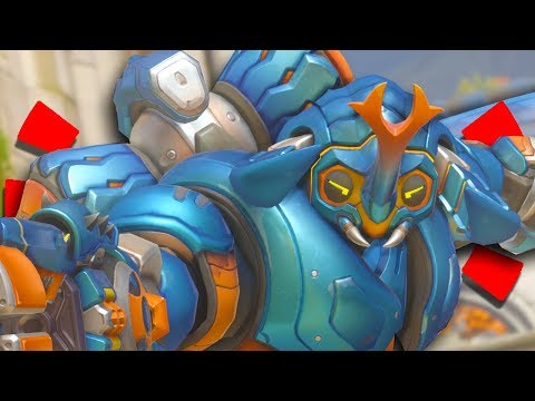 Overwatch - 1 Orisa Trick Most People Don't Know