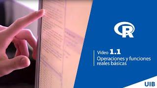 1.1 Operaciones y funciones reales básicas
