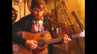 Adam Barnes - Apples - Songs From The Shed Session