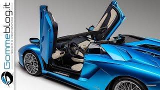 Lamborghini URUS Preview + New Lamborghini Aventador S Roadster FEATURES + SPECS   Kholo.pk