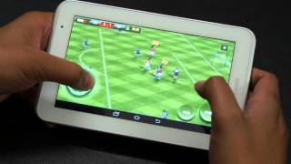 Gaming on the Samsung Galaxy Tab 2 311 Wifi - iGyaan