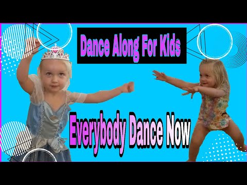 Everybody Dance Now | Dance Video For Kids - YouTube kids from around the world dancing