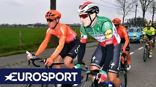Driedaagse Brugge-De Panne 2019 Mens Highlights | Cycling | Eurosport