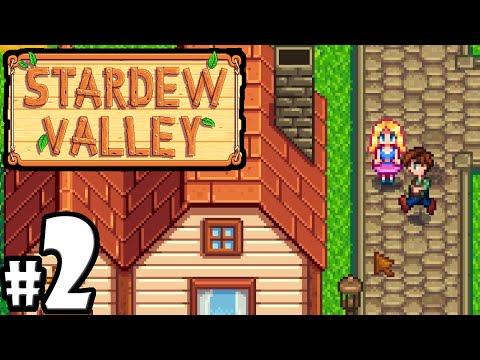 Stardew Valley Walkthrough - PART 1 - Character Creation