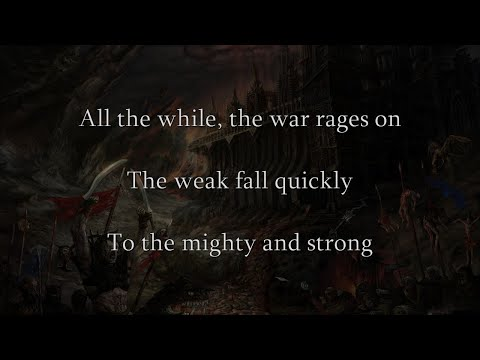 Infant Annihilator - The Battle of Yaldabaoth (Lyric Video)