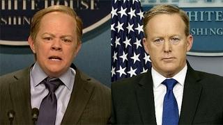 Sean Spicer responds to Melissa McCarthy