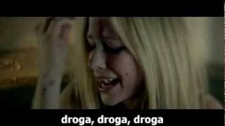 Avril Lavigne - Wish You Were Here (Legendado)