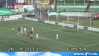 Чеченский арбитр, избивший футболиста пожизненно отстранен от судейской работы