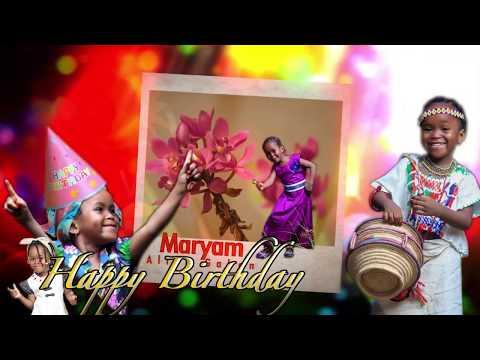 HADIZA GABON TAYIWA YARTA MARYAM BIRTHDAY