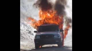 preview picture of video 'R 59 Steak BBQ truck fire'