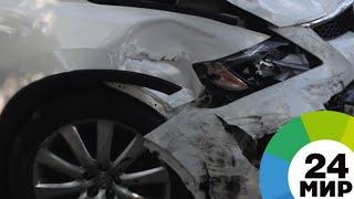 В автокатастрофе под Саратовом погибли пять человек - МИР 24