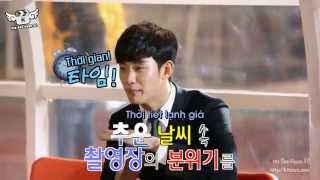 [Vietsub] Hana Bank CF Making Film | Kim Soo Hyun