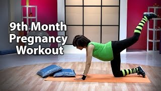 Third Trimester Workout | 9th Month of Pregnancy