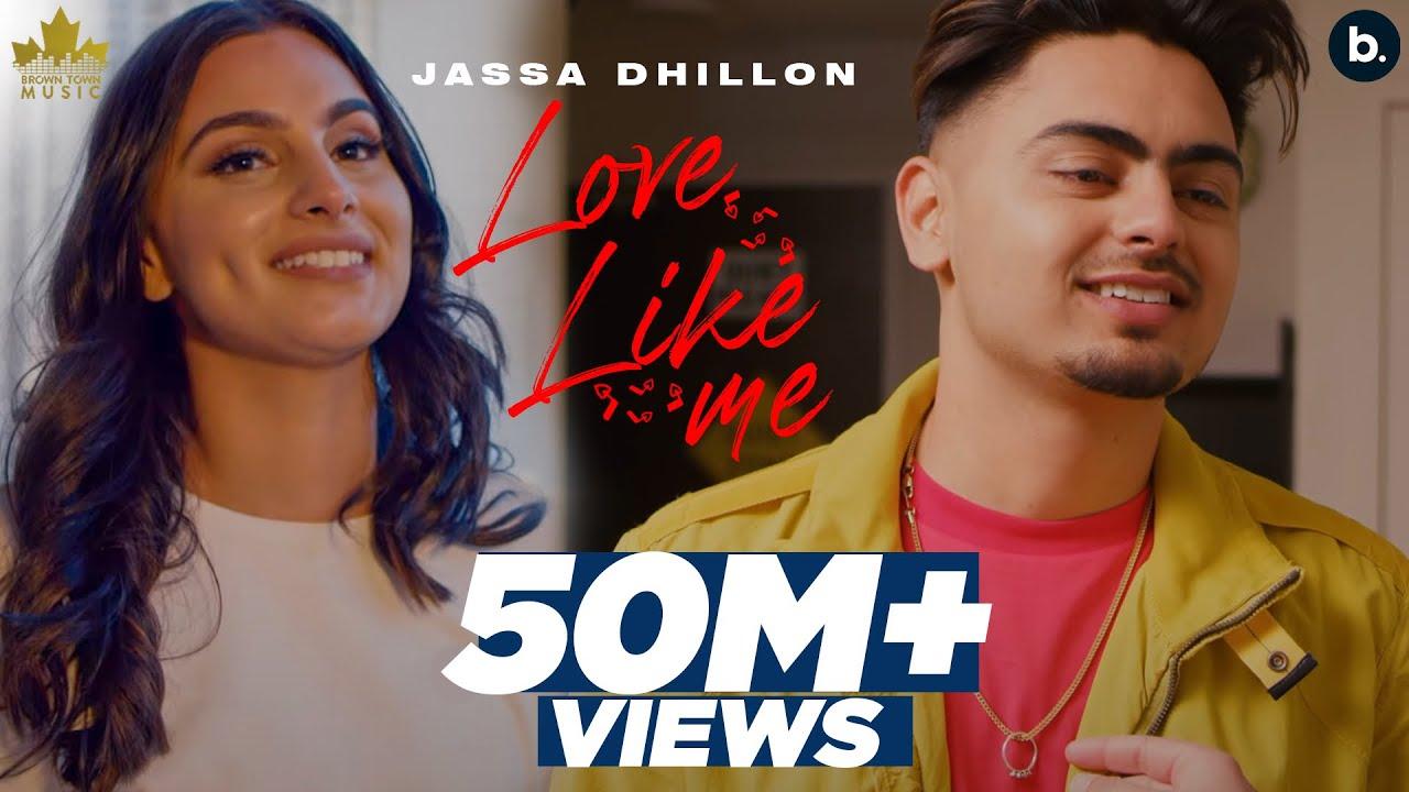 Love Like Me (Official Video) Jassa Dhillon   Gur Sidhu   New Punjabi Song 2021   Punjabi Songs  Jassa Dhillon  Lyrics