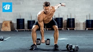 Ultimate Full-Body Dumbbell Workout | Andy Speer by Bodybuilding.com