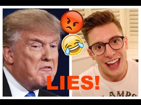 DONALD TRUMP LIES UNCOVERED! PRESIDENTIAL DEBATE 2016