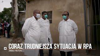 Koronawirus w Afryce. Liczba zakażeń w RPA przekroczyła 300 tysięcy