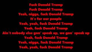 YG - FDT (Part 1 & 2) Lyrics #OprahforPresident
