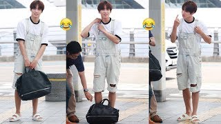 BTS TRY NOT TO LAUGH CHALLENGE Pt.4