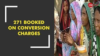 Morning Breaking: FIR against 271 in UP for promoting Christian conversion