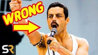 Queen, quando Freddie Mercury saiu em público