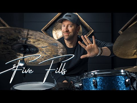 Five Fills That Changed My Life - Drum Lesson