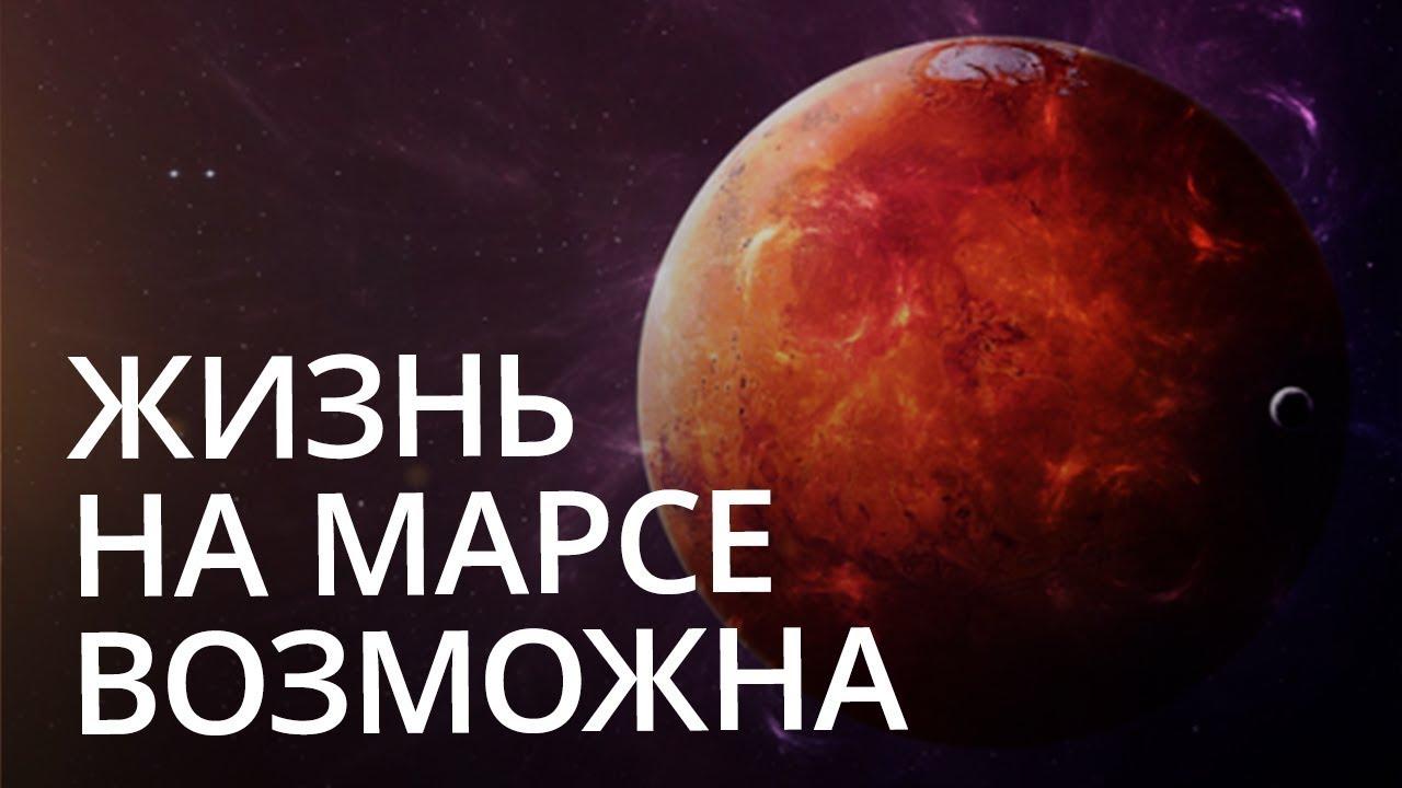 Новости высоких технологий: жизнь на Марсе возможна!